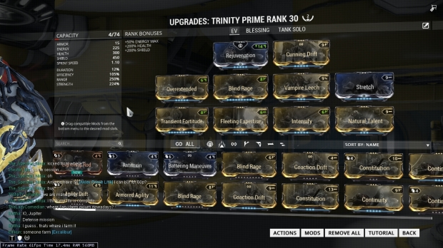Trinity EV Build